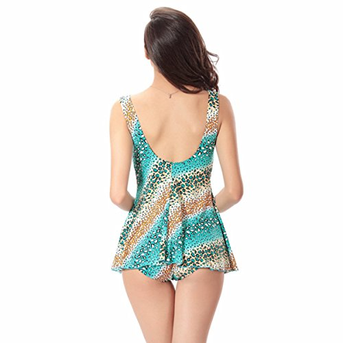 La Sra Bikini Con Fertilizante XL Traje De Baño Multicolor Blue