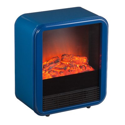 Holly and Martin Fasser Electric Fireplace