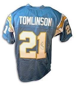 Autographed LaDainian Tomlinson Uniform - Autographed NFL Jerseys