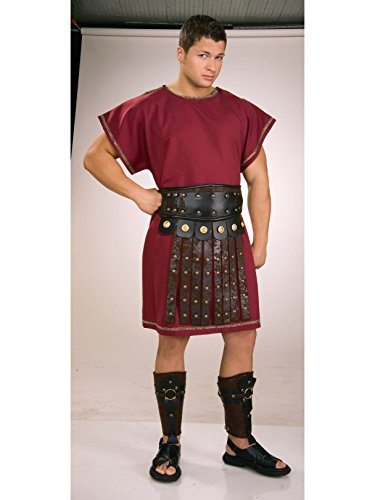 Rubie's Costume Men's Roman Apron and Belt Accessory, Multicolor, One Size -