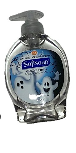 softsoap halloween collection of liquid hand soap ghoulish vanilla park of 3