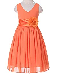 Amazon.com: Oranges - Special Occasion / Dresses: Clothing, Shoes & Jewelry