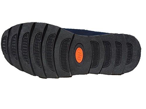 Sneaker Athlétique Lugz Mens Centrum 2, Noir / Noir 8.5 Us