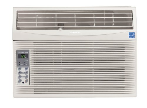 Sharp af s125rx 12 000 btu window air conditioner for 14 wide window air conditioner