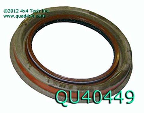 QU40449 FLANGED REAR WHEEL (Flanged Rear Wheel)