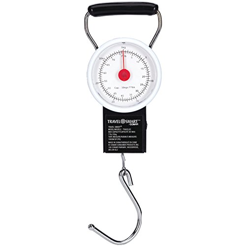 Travel Smart TS602LS Luggage Scale & Tape Measure by Travel Smart