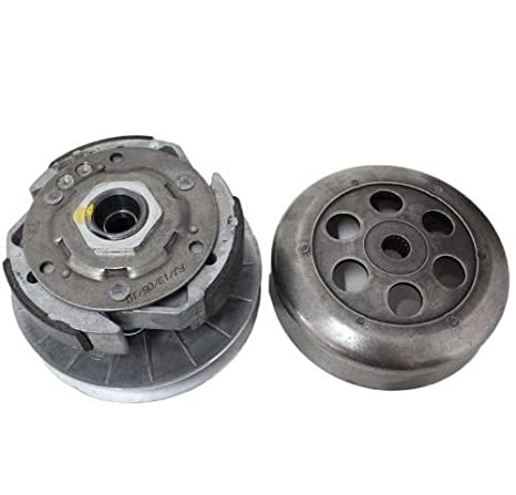 Amazon.com: LINHAI 260cc JCL 250cc 300cc CLUTCH 16 Splines Shaft for Moped Scooter GO KART ATV: Automotive