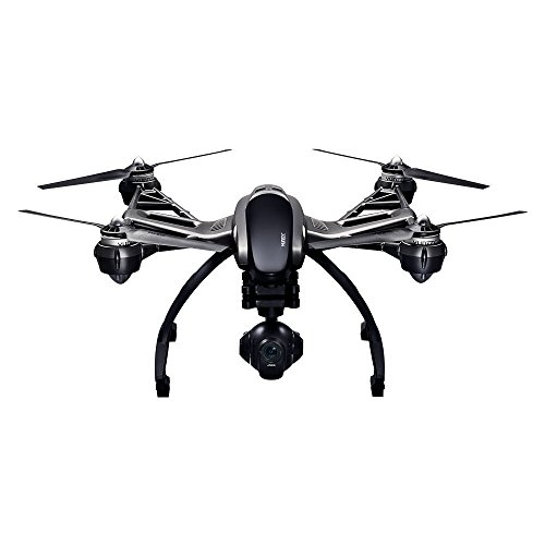 Yuneec Q500 4K Typhoon Quadcopter Drone RTF w/CGO3 Camera, ST10+ & Steady Grip (Certified Refurbished)