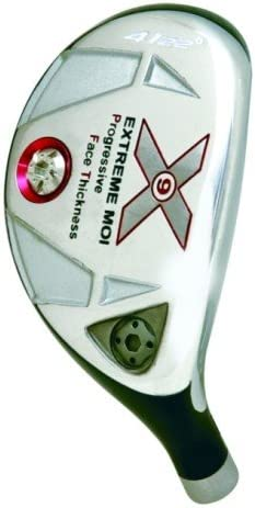 Majek Men s Golf All Hybrid Complete Partial Set, which Includes 7, 8, 9, PW Senior Flex Right Handed New Utility A Flex Club