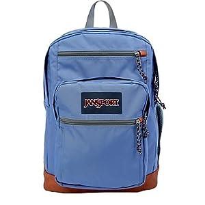 JanSport Cool Student Backpack, Bleached Denim Blue