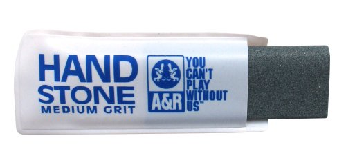 A&R Sports Medium Grit Tapered Hand (Tapered Hockey Blades)
