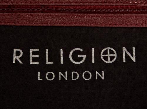 Religion Poison Oversized Clutch - Bolso de mano mujer rojo - rojo