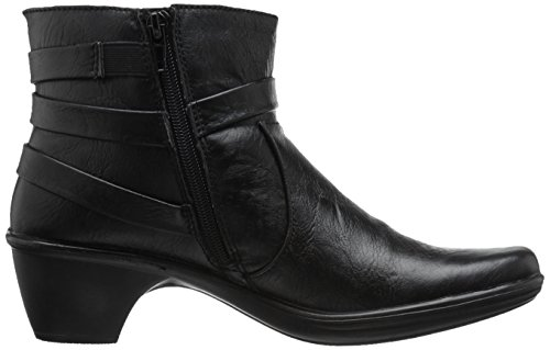 Easy Street Kvinners Carson Boot Sort