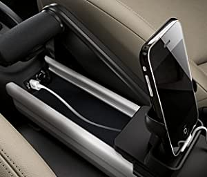 mini genuine centre console universal mobile device holder r60 51169809220 car. Black Bedroom Furniture Sets. Home Design Ideas