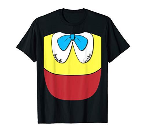 Tweedle Dee Dumber T-Shirt Easy Halloween Couples Costume -