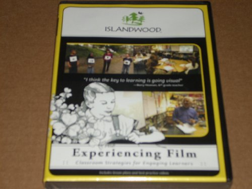 ISLANDWOOD Experiencing Film, Classroom Strategies for Engaging Learners (Includes lesson plans and best practice videos). The lessons developed at IslandWood take film to a new level of dynamic instructional strategies. For the middle grades (4th-8th), adaptable for learners of all ages. 2009 Dvd.