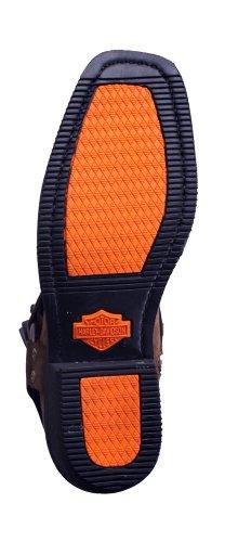 Harley-Davidson Harley Davidson EL PASO Women Brown D84423 Damen Shoes
