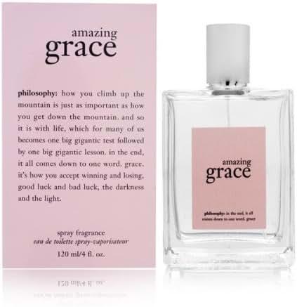 Philosophy Amazing Grace 4.0 oz Eau de Toilette Spray