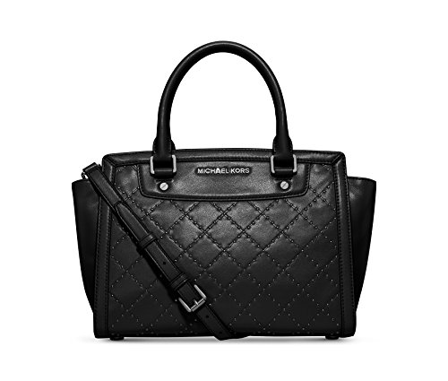Michael Kors Gunmetal Handbag - 9