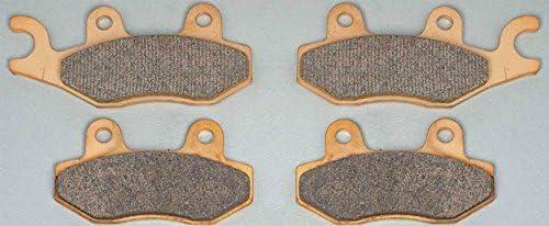 2x Bremsbel/äge vorne Ersatzteil f/ür//kompatibel mit SMC Barossa Canyon 500 520RR 520 RR