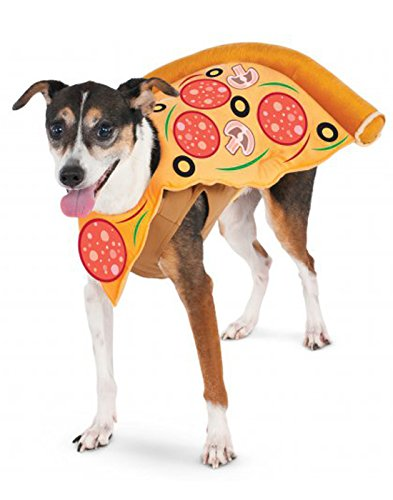 Pizza Slice Pet Suit, Large ()