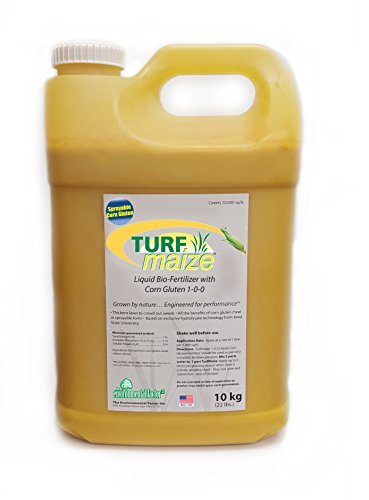 Environmental Factor 7001211 Green It Liquid Corn Gluten, 2.64 Gallon