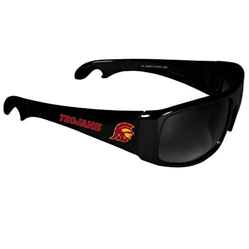 NCAA USC Trojans Wrap Bottle Opener - Sunglasses Usc