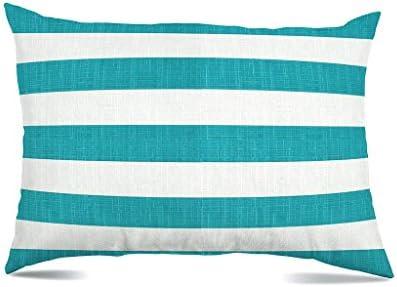 Stratford Home 12×20 Indoor / Outdoor Decorative Lumbar Pillow