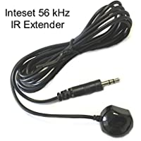 Inteset 56 kHz Infrared Receiver Extender for Scientific Atlanta, Arris, Cisco Explorer and Other Cable Set Top Boxes (STB)