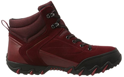 Allrounder by Mephisto Nigata-tex - Zapatillas de Entrenamiento Mujer Rot (Winter Red)