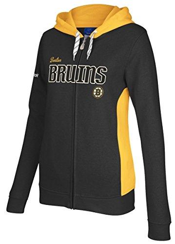 Boston Bruins Ladies Hoody Sweatshirt - 7