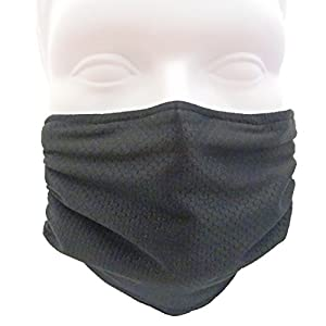 Breathe Healthy Honeycomb Black Mask