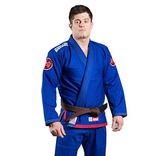 Scramble The Athlete 3 BJJ Gi Blue por Scramble