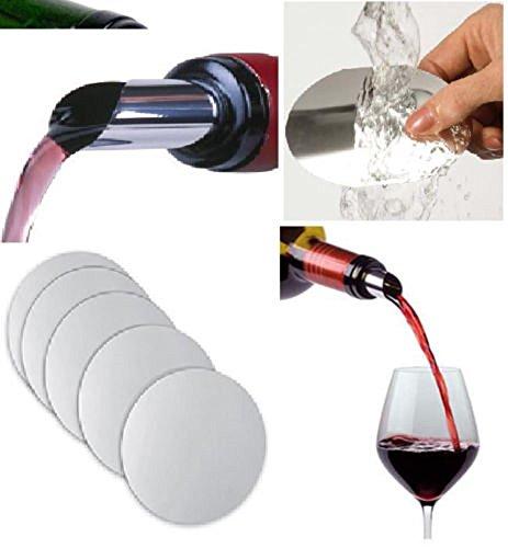 Drop Stop Wine Pourer Discs