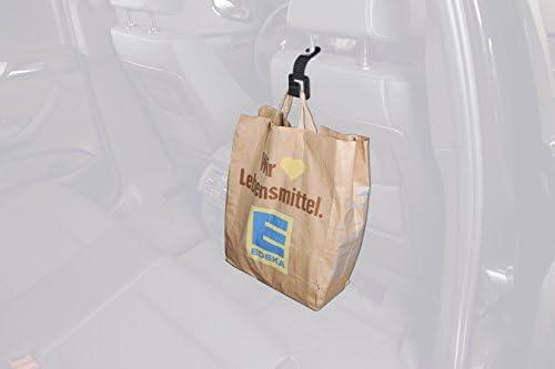 HR 10610101 Bag//Luggage Holder Hook Pack of 2 Doublepack Made in Germany