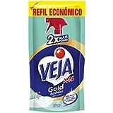 Limpador Veja Gold Banheiro X14 sem Cloro Pulverizador Sache, 400 ml