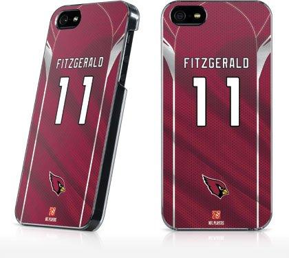 NFL - Player Jerseys - Larry Fitzgerald - Arizona Cardinals - iPhone 5 & 5s - LeNu Case