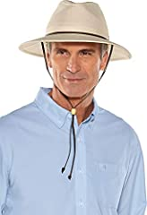Our best-selling Kaden Crushable Ventilated Hat offers fedora-inspired styling and, like all our men's sun hats, sun-smart features galore.
