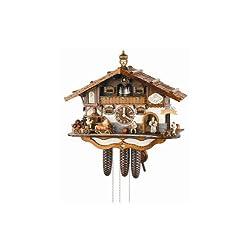 Anton Schneider Cuckoo Clock 8TMT3414/9