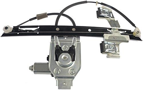 (Dorman 741-890 Rear Driver Side Power Window Regulator and Motor Assembly for Select Chevrolet / GMC / Isuzu)