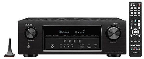 NEW 2017 DENON AVR-S730H 7.2CH RECEIVER 4K ULTRA HD AVRS730H