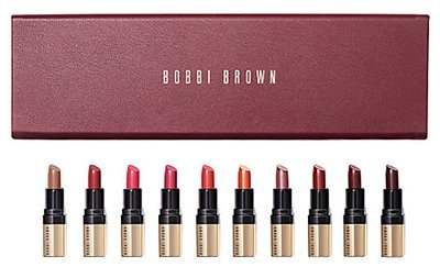 Bobbi Brown Luxe Classics Mini Lip Makeup Gift Set by Bobbi Brown