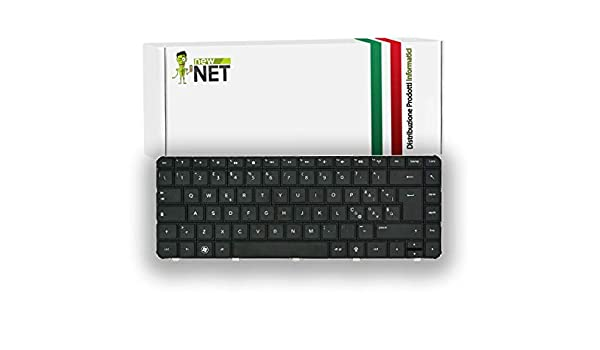 New Net Keyboards - Teclado Italiano Compatible con portátil ...