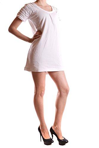 Pinko Vestito Donna MCBI242052O Cotone Bianco