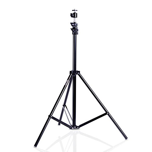 Pyle Pocket Mini Projector & Camcorder Stand - Portable Black Universal Tripod w/ 360 Degree Adjustment - Video Recorder, DSLR, SLR, DLP, Digital Camera Holder for Presentation & Recording - PRJTPS44
