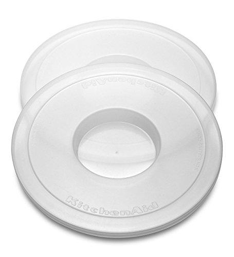 KitchenAid KBC5N Bowl Cover for 5 Quart Bowls, Set of - Bowl Kitchenaid Cover