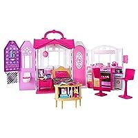 Barbie Glam Getaway House (Exclusivo de Amazon)