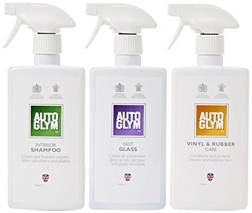 Autoglym The Collection - Perfect Interiors