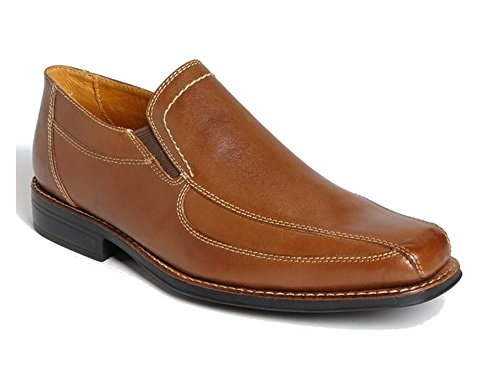 - sandro moscoloni Men's Berwyn Slip On Shoe (Tan, 10)