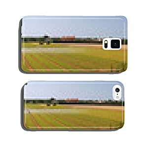 Panoramic irrigation field cell phone cover case Samsung S5